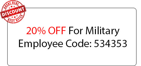 Military Employee Coupon - Locksmith at Carroll Gardens, NY - Carroll Gardens Brooklyn Locksmith